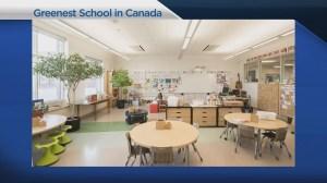A Winnipeg school named the 'Greenest School in Canada'